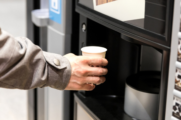 Nowadays, most companies have a coffee machine that works almost 24/7.